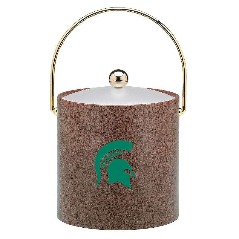Michigan State Spartans Football Ice Bucket