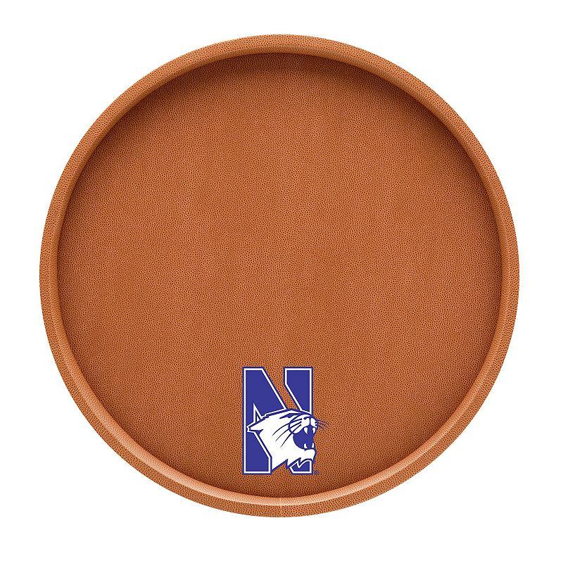 Northwestern Wildcats Basketball Serving Tray