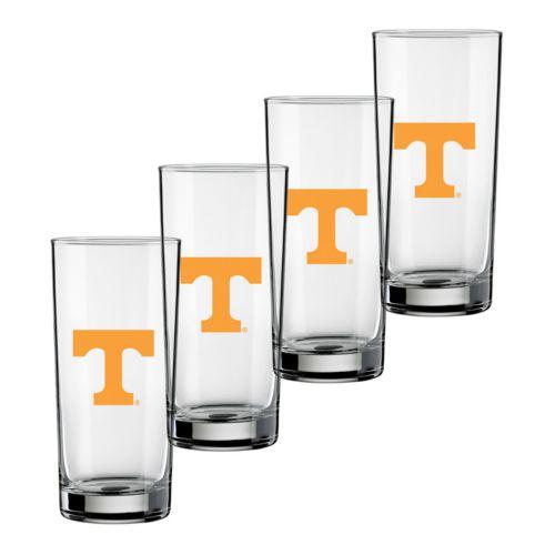 Tennessee Volunteers 4-pc. Pint Glass Set