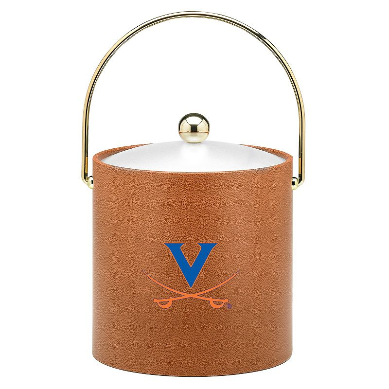 Virginia Cavaliers Basketball Ice Bucket
