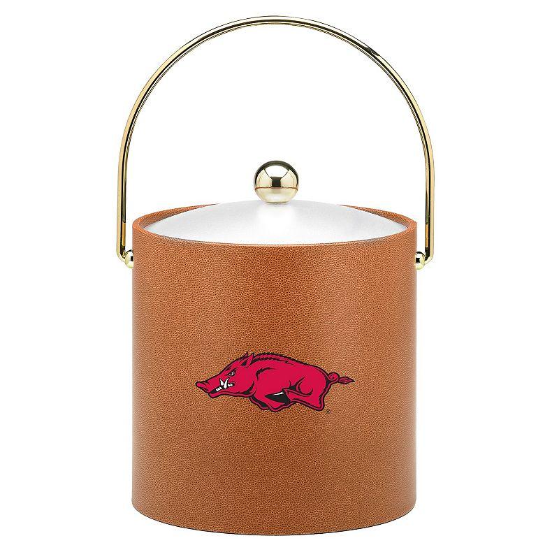 Arkansas Razorbacks Basketball Ice Bucket