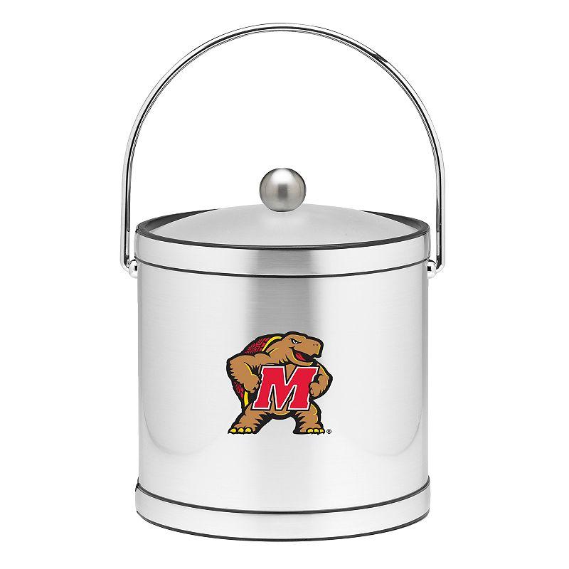 Maryland Terrapins Ice Bucket