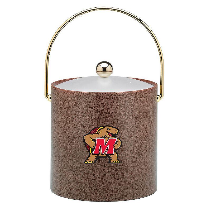 Maryland Terrapins Football Ice Bucket