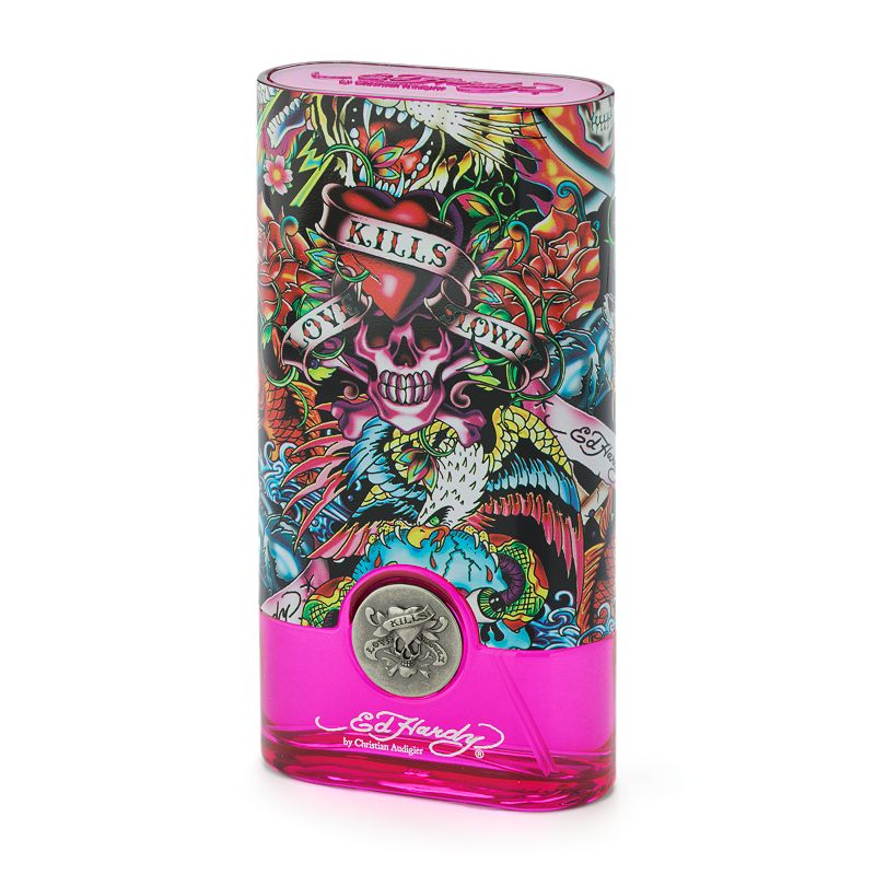 Ed Hardy Hearts and Daggers Women's Perfume