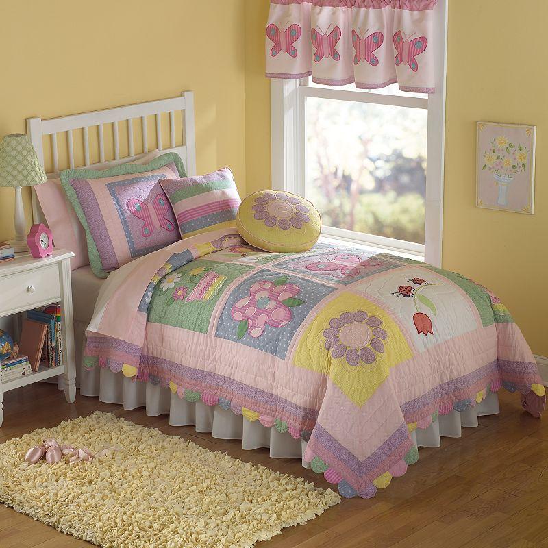 PEM America Anna's Dream Quilt Set - Twin
