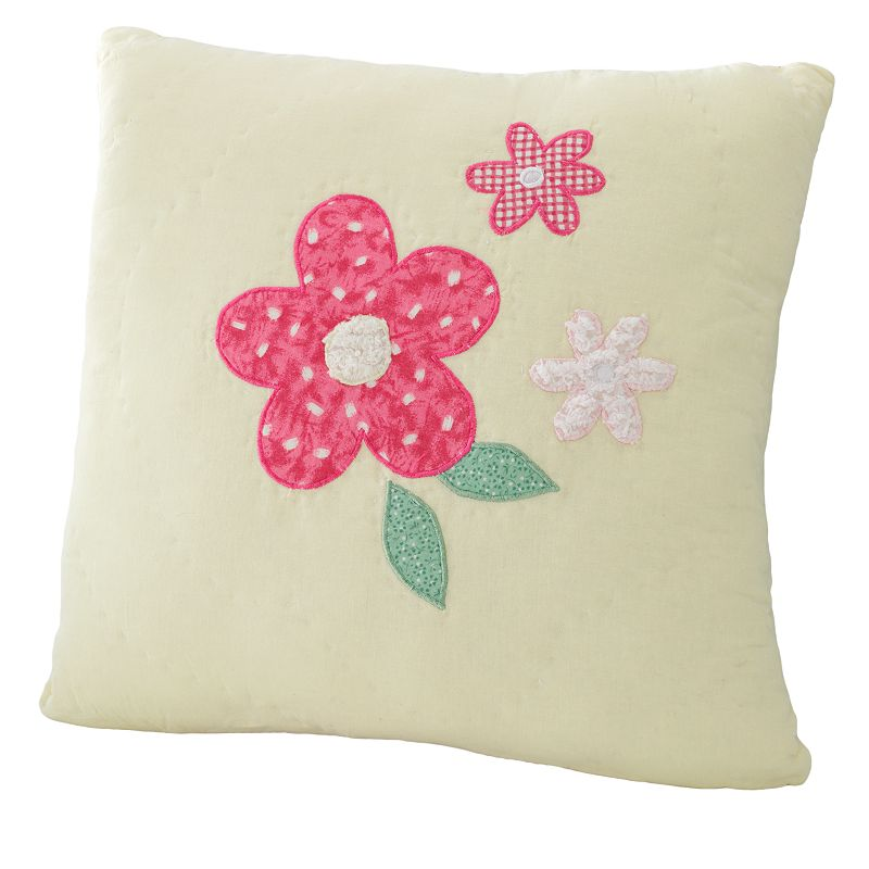 PEM America Golden Trail Decorative Pillow