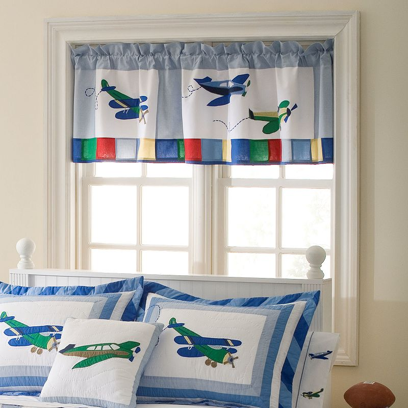 PEM America Fly Away Valance - 20'' x 70''