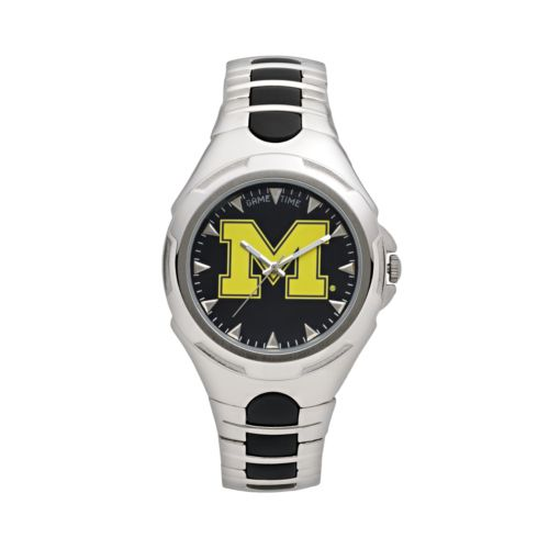 Game Time Men's Victory Series Michigan Wolverines Watch