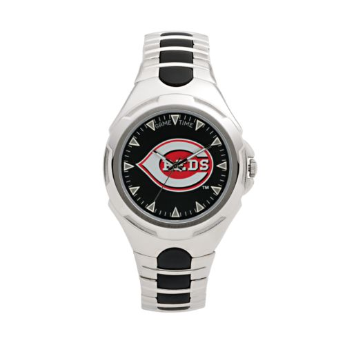 Game Time Men's Victory Series Cincinnati Reds Watch