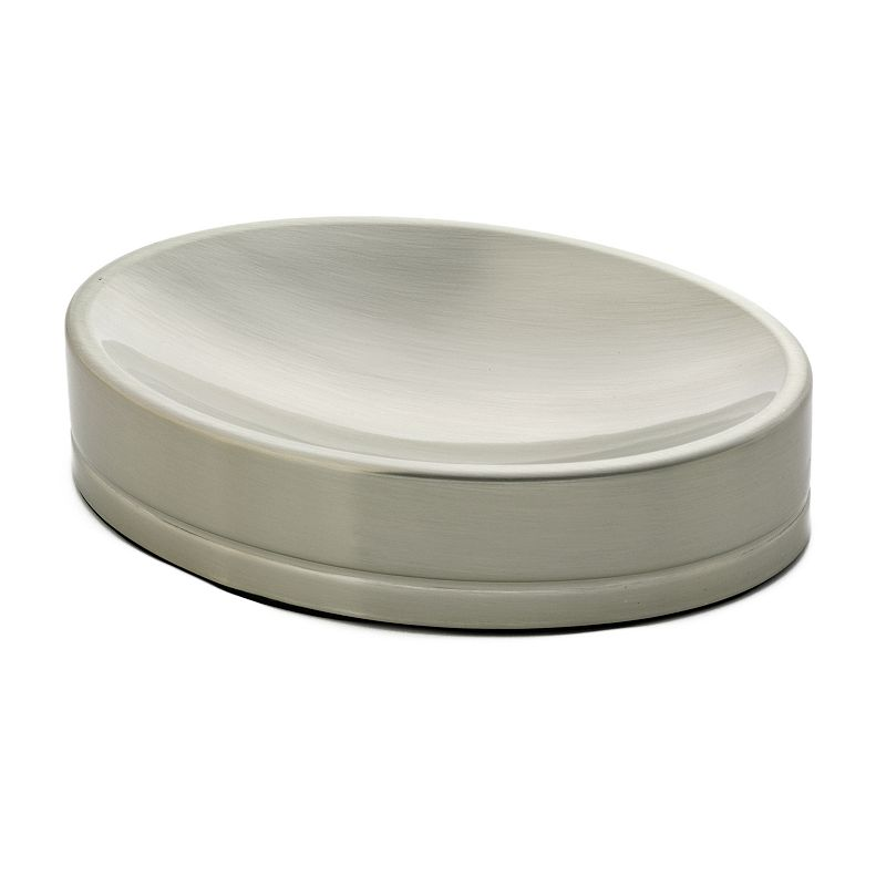Home Classics® Brushed Nickel Soap Dish
