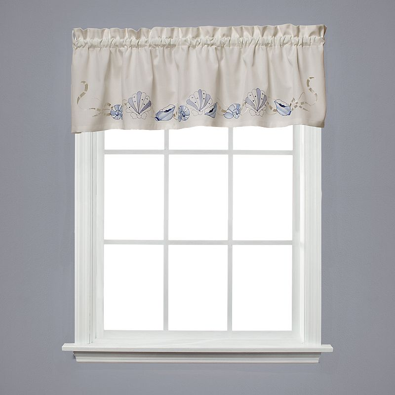 Kohl S Kitchen Curtains: Curtain Rod Valance