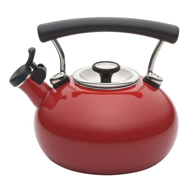 Circulon Contempo 2-qt. Whistling Teakettle