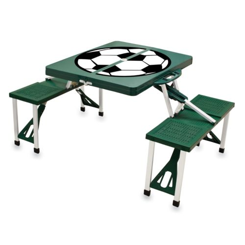 Picnic Time Foldable Soccer Table