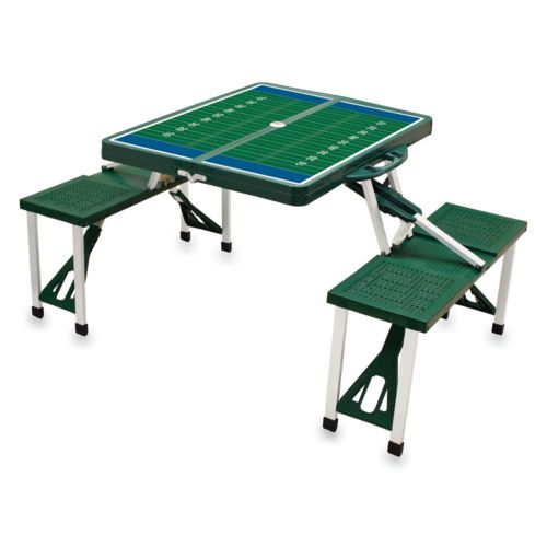 Picnic Time Foldable Football Table