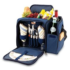 Picnic Time Malibu Insulated Picnic Cooler by