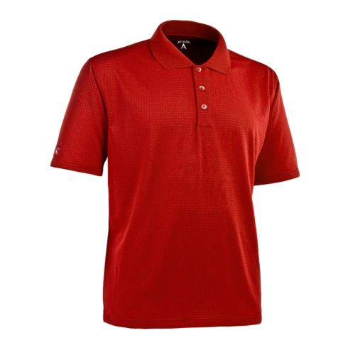 Antigua Phoenix Patterned Performance Polo - Men