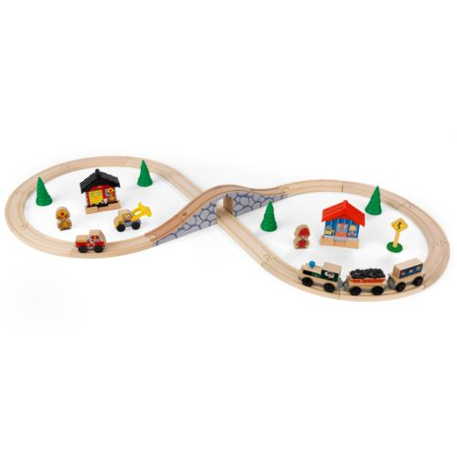 KidKraft Figure-8 Train Set