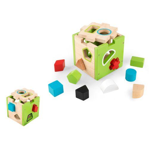KidKraft Shape-Sorting Cube