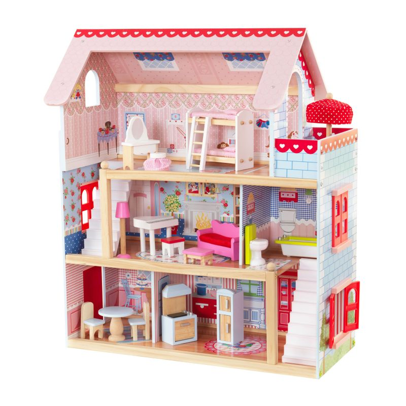 KidKraft Chelsea Dollhouse, Multicolor