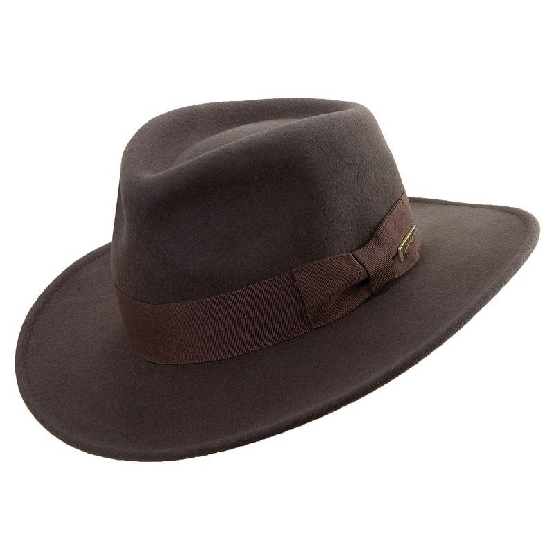 Indiana Jones Wool Fedora