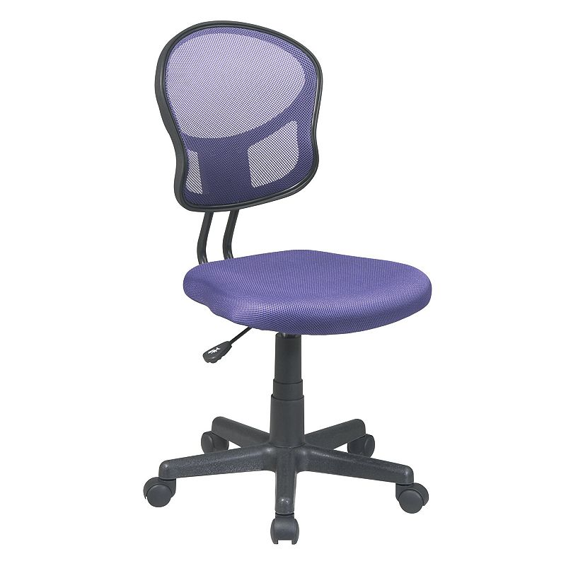 Office Star Products Mesh Task Chair