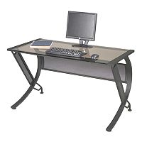 Office Star Products Horizon Corner & Return Desk