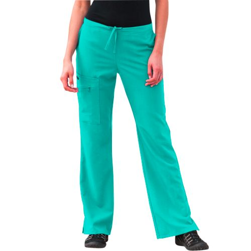 Lastest Winter Thick Pant Women Overalls Cargo Pants Casual Multipockets Hip