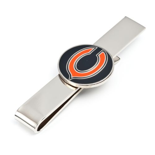 Chicago Bears Tie Bar