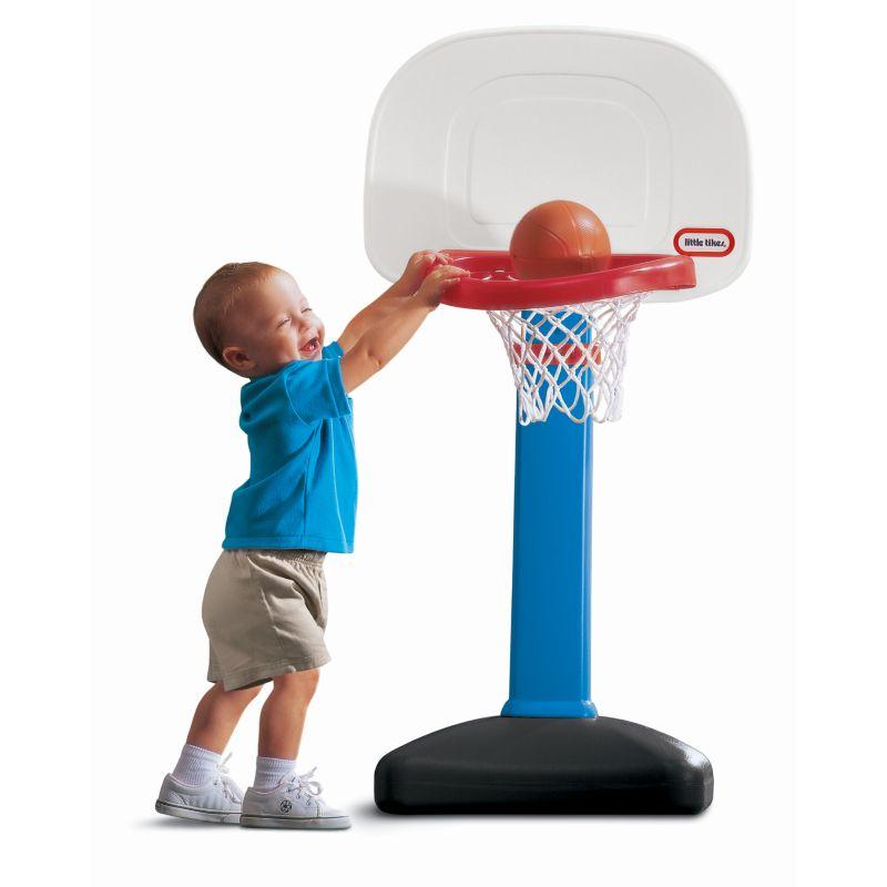 Little Tikes TotSports Easy Score Basketball Set, Clrs thumbnail