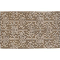 Surya Natura Floral Rug 5' x 8' by