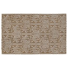 Surya Natura Floral Rug 8' x 11' by