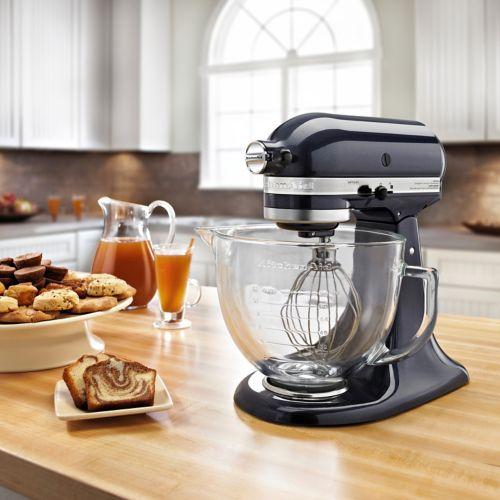 Kitchenaid Artisan Design Series 5 Qt Stand Mixer kitchenaid ksm155gb artisan design series 5-qt. stand mixer