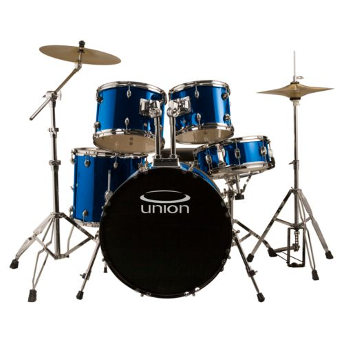 Union 5-pc. Drum Set