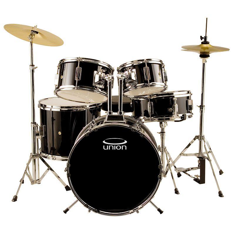 Union Junior 5-pc. Drum Set