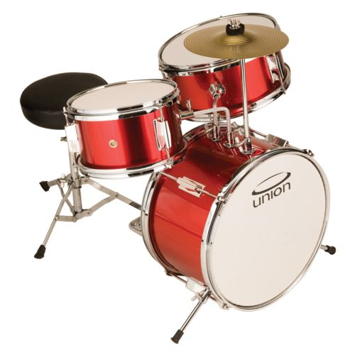Union Junior 3-pc. Drum Set