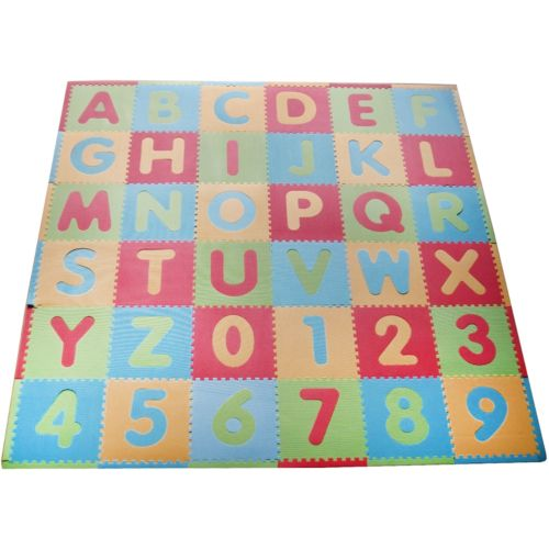 Tadpoles Letters and Numbers Play Mat