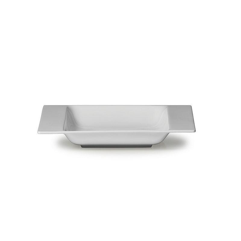 Mikasa Modern White Soup Bowl