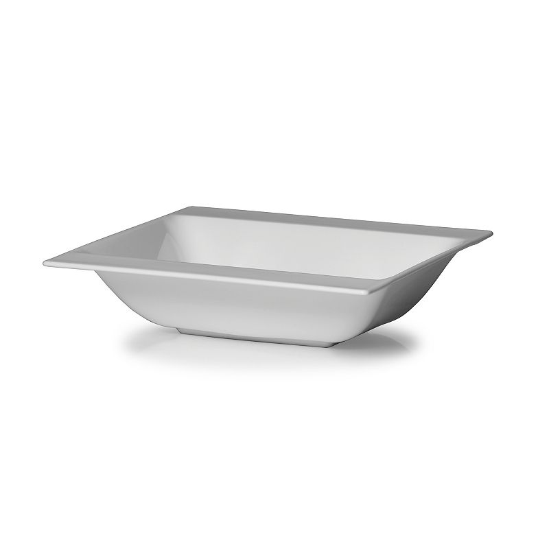 Mikasa Modern White Vegetable Serving Bowl