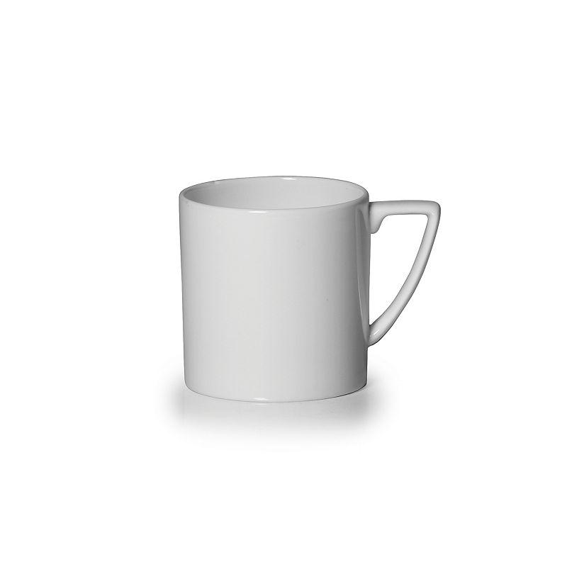 Mikasa Modern White Teacup