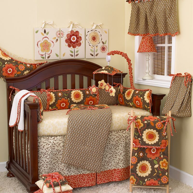 Cotton Tale 4-pc. Peggy Sue Crib Bedding Set