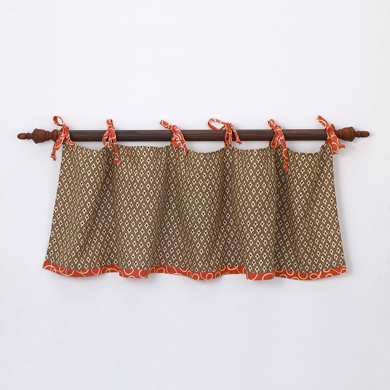 Cotton Tale Peggy Sue Window Valance