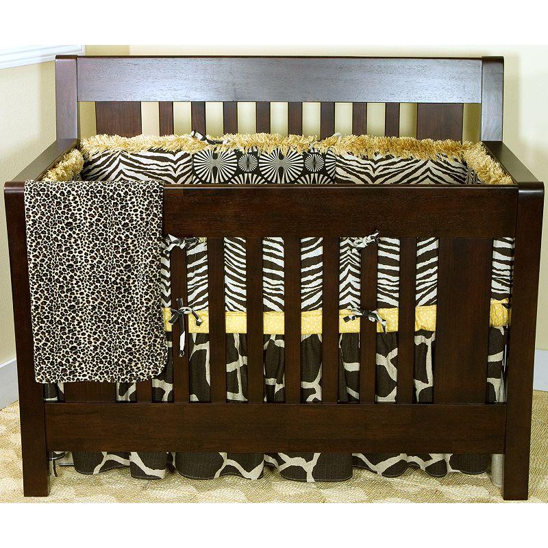 Cotton Tale 4-pc. Sumba Crib Bedding Set