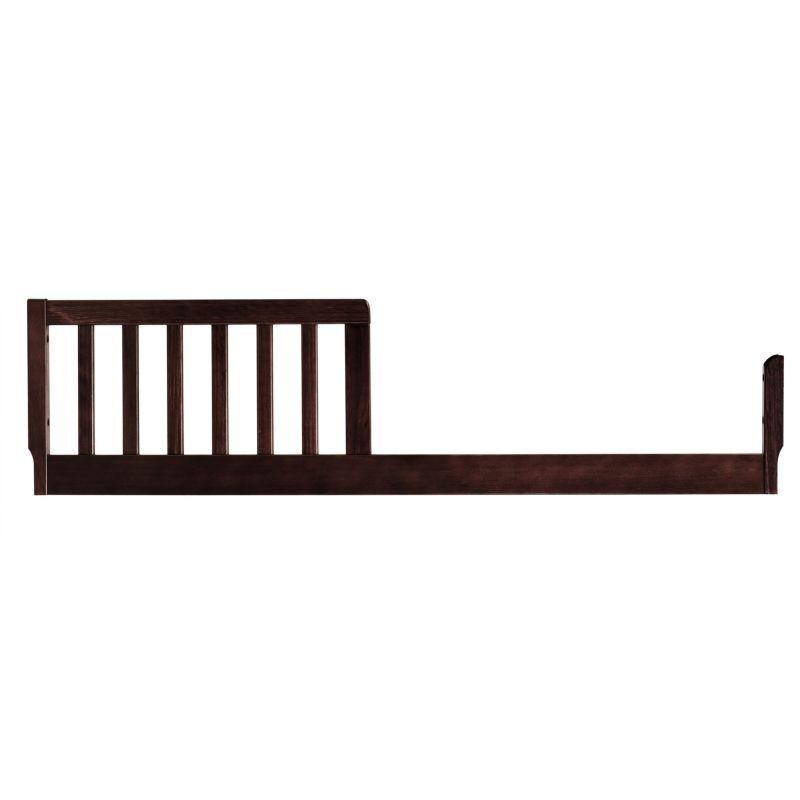 DaVinci Toddler Bed Guardrail Conversion Kit M3099, Brown thumbnail