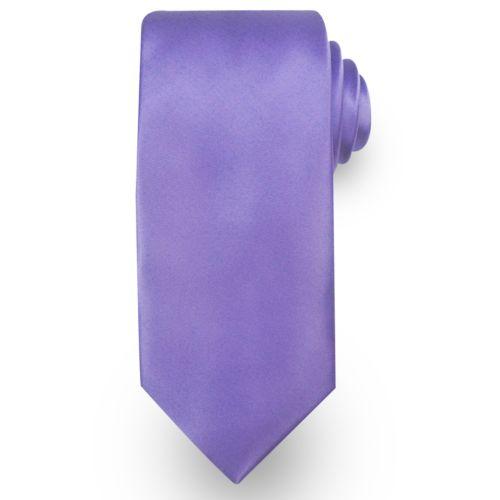 Haggar® Satin Solid Tie