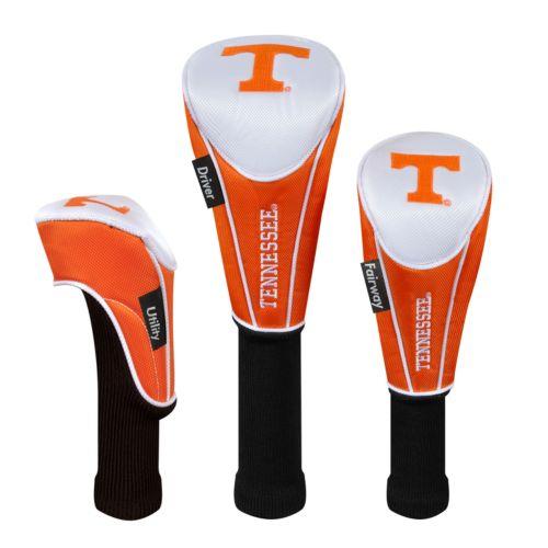 Team Effort Tennessee Volunteers 3-pc. Head Cover Set