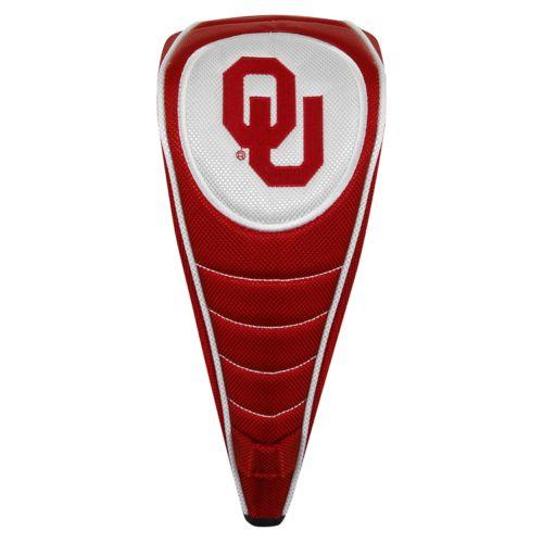 Team Effort Oklahoma Sooners Shaft Gripper Driver Head Cover