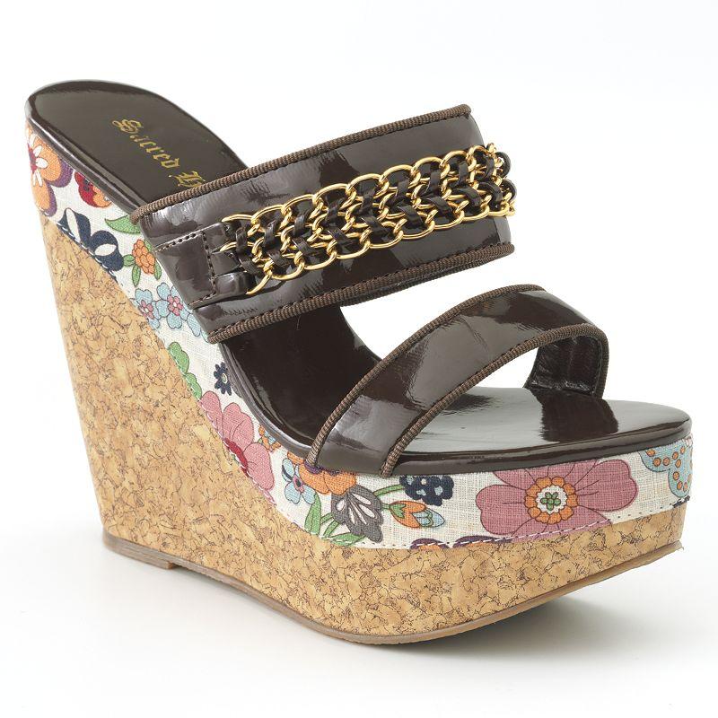 Sacred Heart Anisa Women's Platform Wedge Sandals
