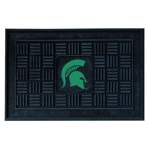 FANMATS Michigan State Spartans Doormat