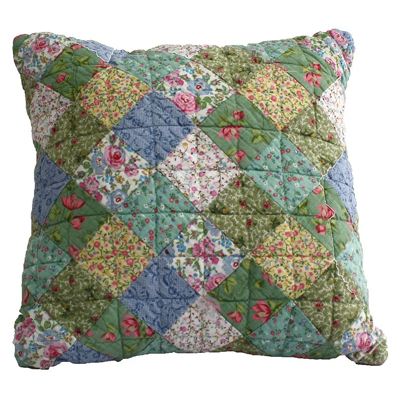 Always Home Kimberly Pieced Decorative Pillow