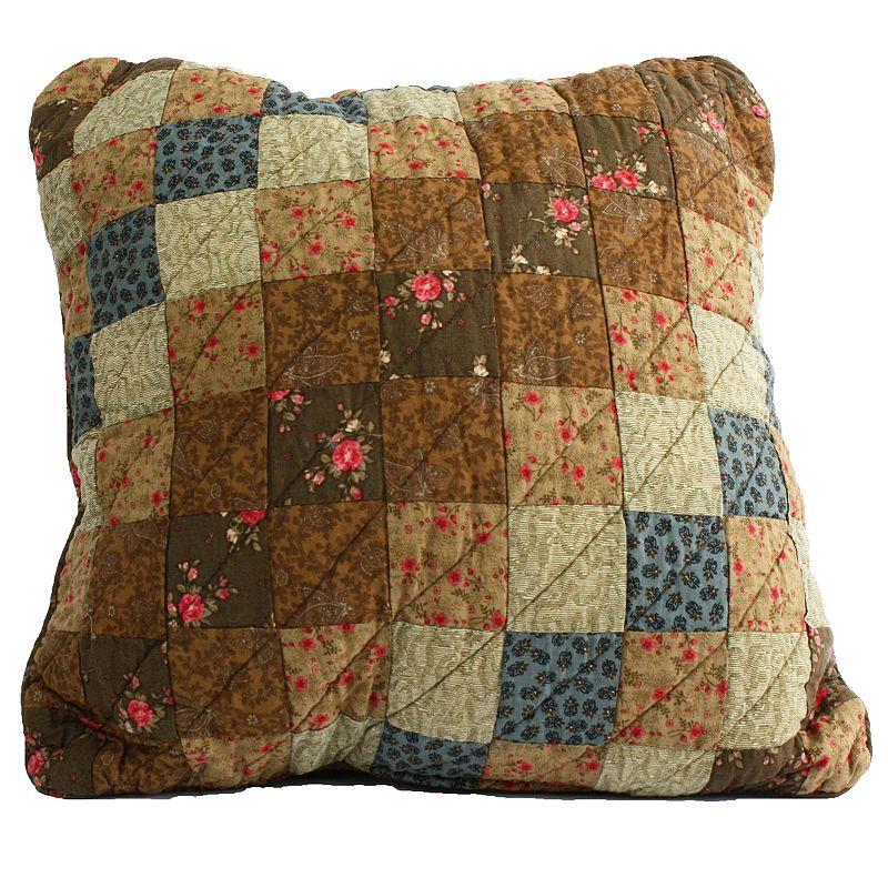 Selina Pieced Decorative Pillow